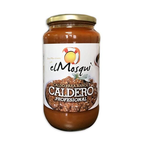 CALDO DE CALDERO HOSTELERÍA