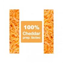 RALLADO CASERO 100% CHEDDAR PREP. LÁCTEO