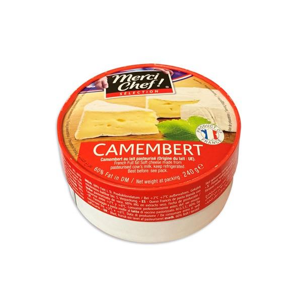 CAMEMBERT 240G